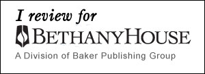 I review for Bethany House