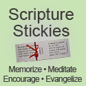 Scripture Stickies