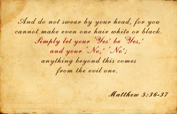 matthew 5 21 37 commentary bible