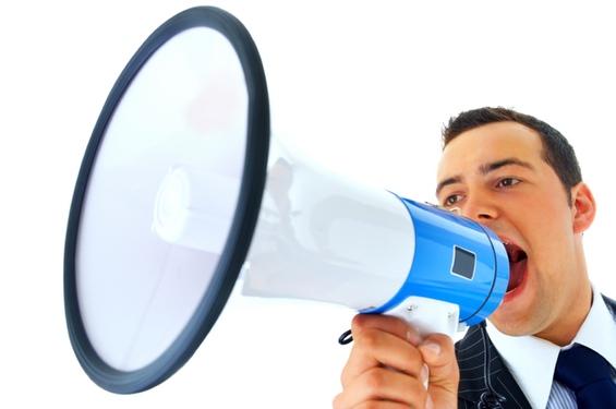 how to make a homemade megaphone