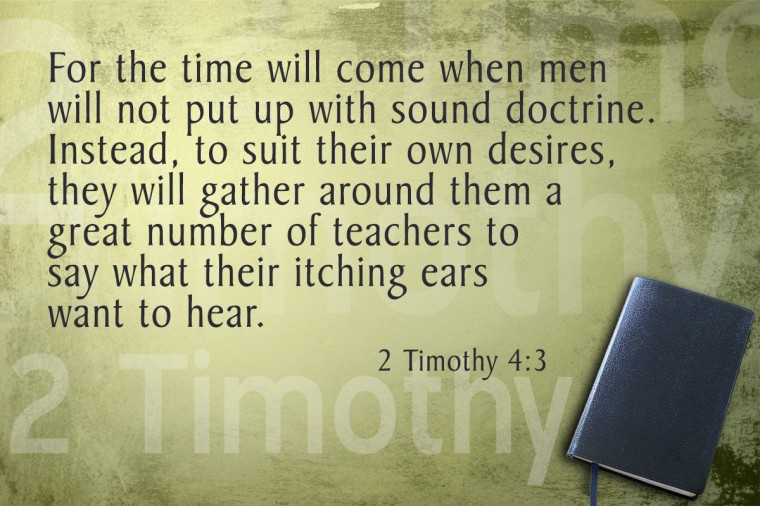 Image result for 2 Timothy 4: 3 images
