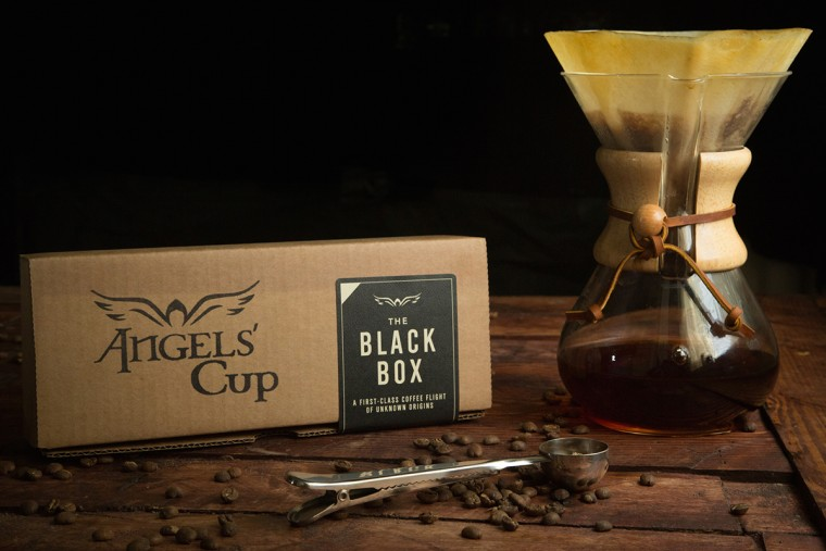 Angels' Cup - Black Box