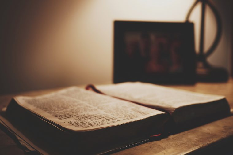 Developing Consistence In Your Bible Reading