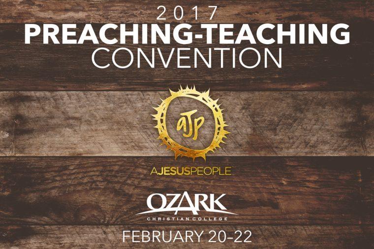 OCC Preaching-Teaching 2017