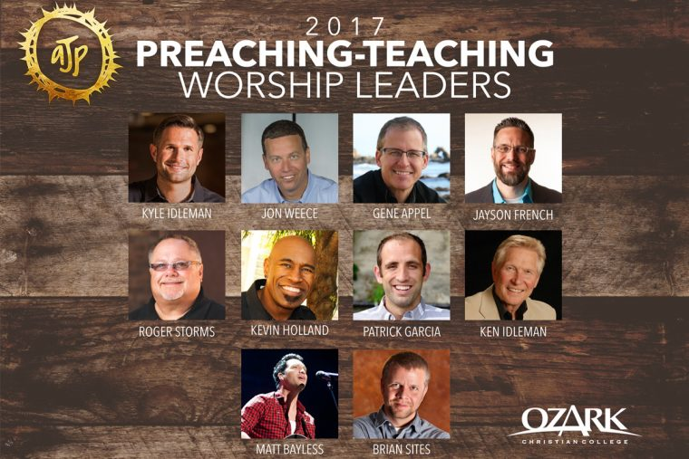 OCC Preaching-Teaching 2017 Speakers