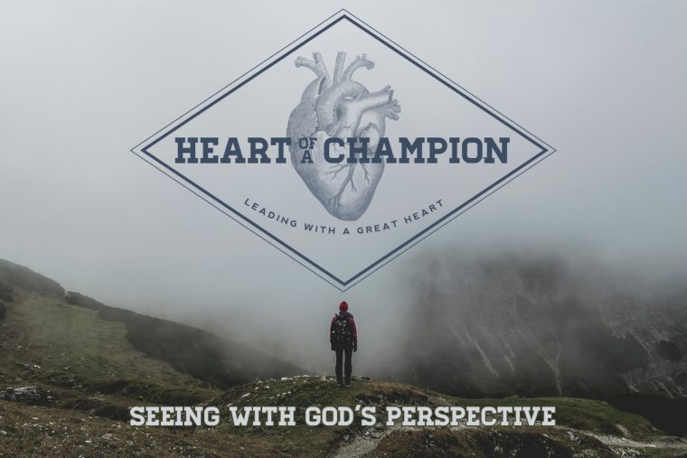 Seeing With God's Perspective